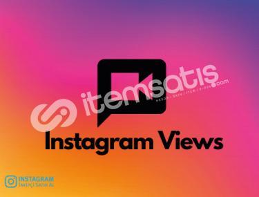 Instagram Otomatik Türk İzlenme | AÇIKLAMAYI OKUYUN |