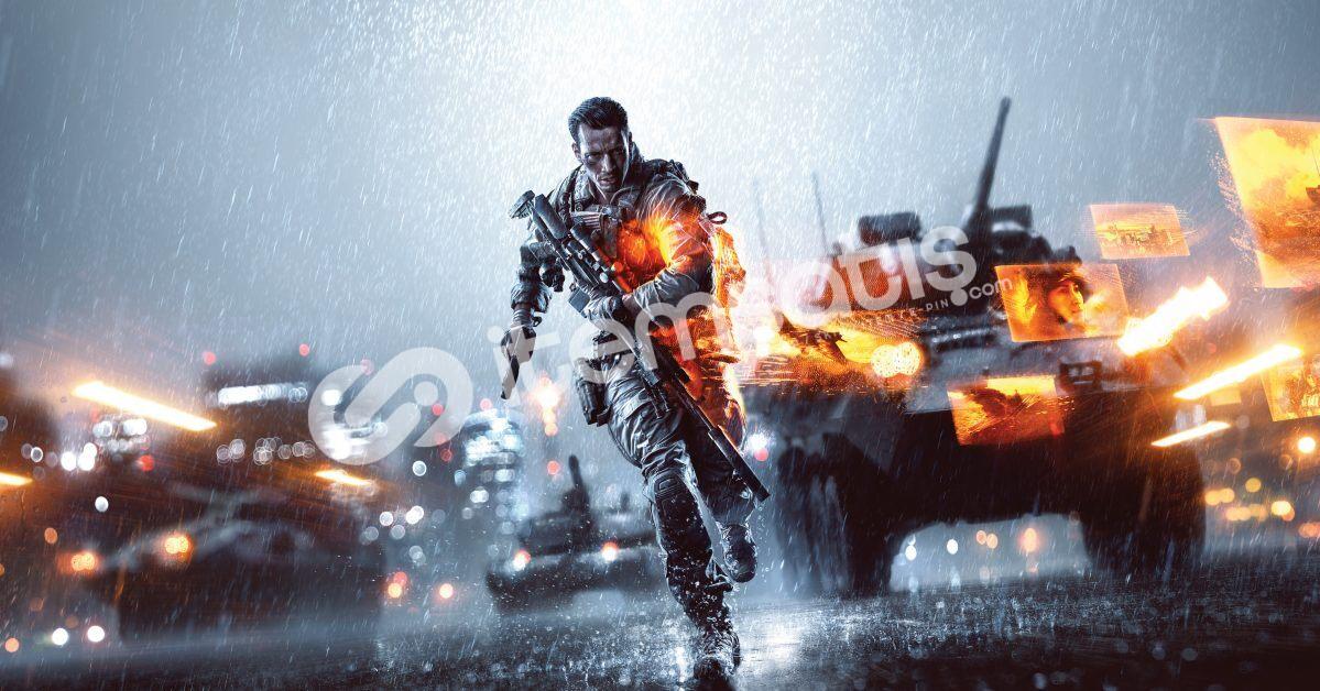 Battlefield 4 Origin Key
