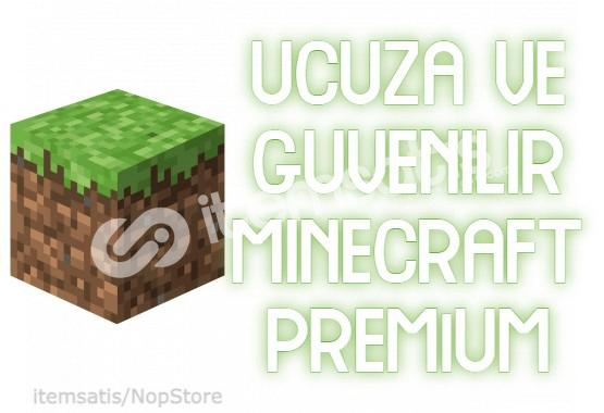 Minecraft Premium (Altın ) 10.8 Tl