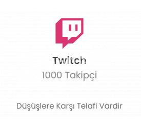 Twitch 1000 Takipçi 16 TL Düşmelere Karşı Telafi!
