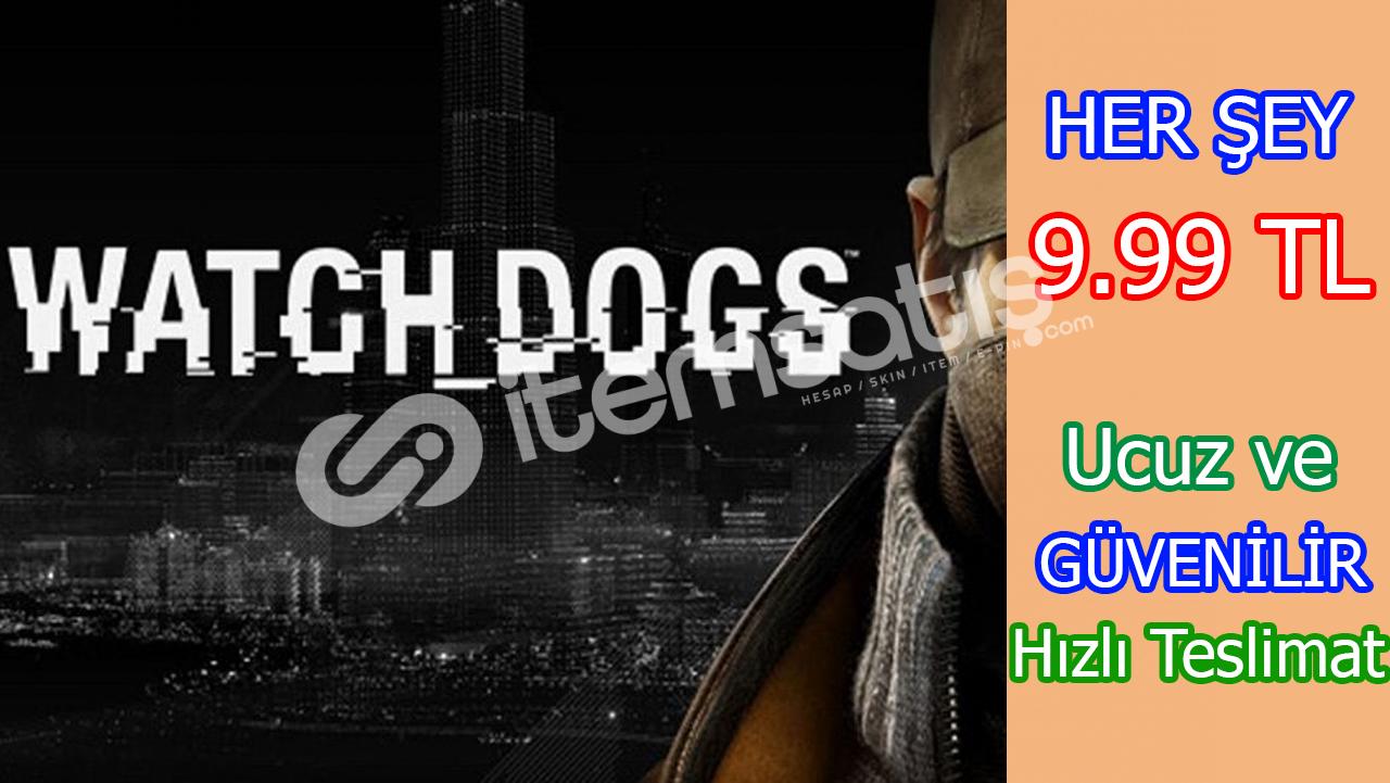 ✅ Garantili Watch Dogs 2 + Hediye ✅