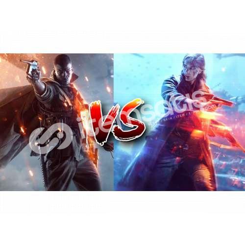 ✅ Garantili Battlefield 1 + Battlefield 5 ✅