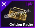 Roblox Ucuza Golden Radio KAT!! KAÇIRMA İNDİRİM YAPILIR