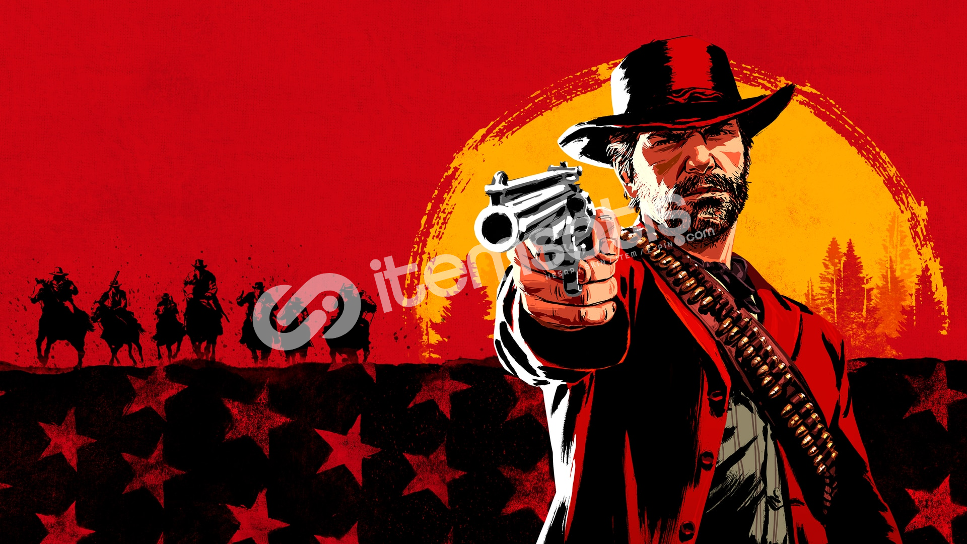 ⇨ RED DEAD REDEMPTİON 2