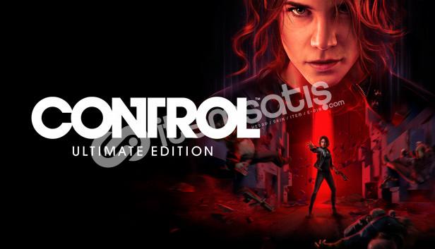 Control Ultimate Edition Steam Geforce Now Destekler