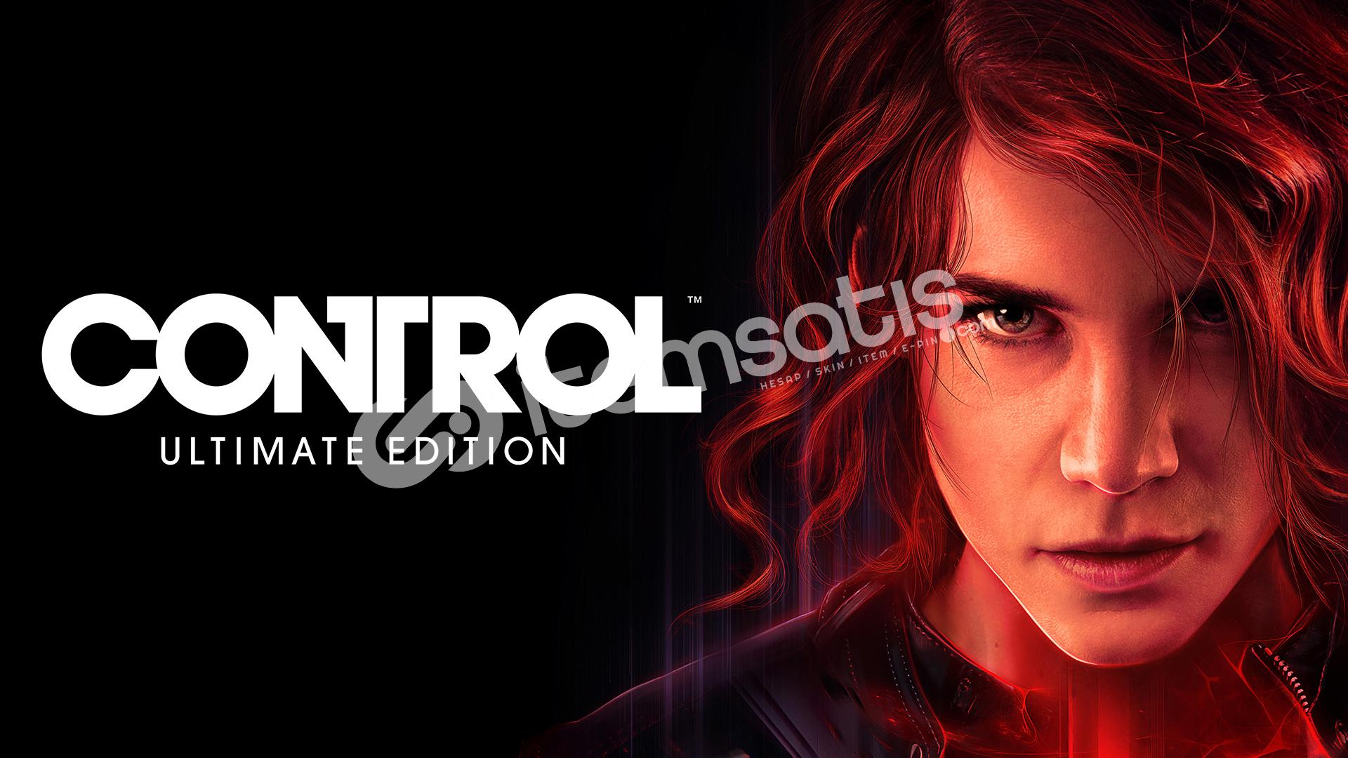 Control: Ultimate Edition Anlık Teslim 3₺