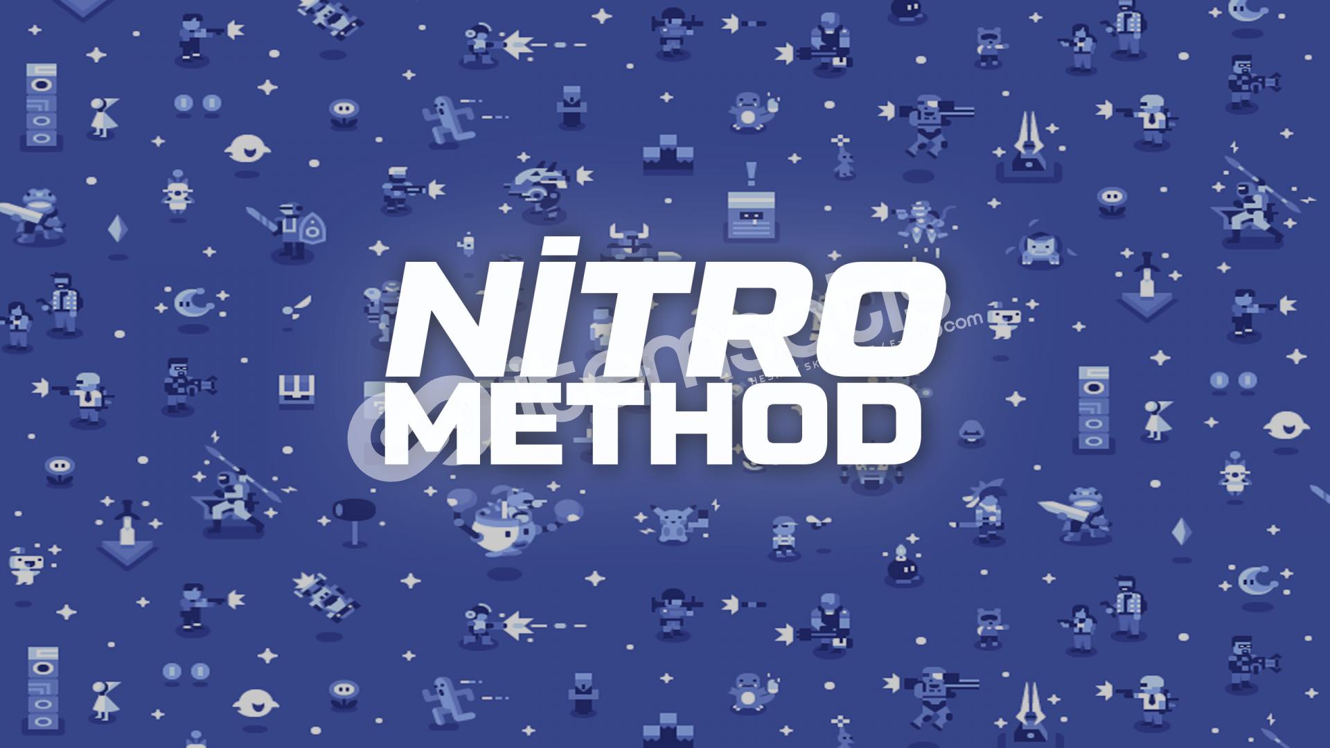 Discord 3 Aylık Ücretsiz %100 Çalışan Nitro Methodları