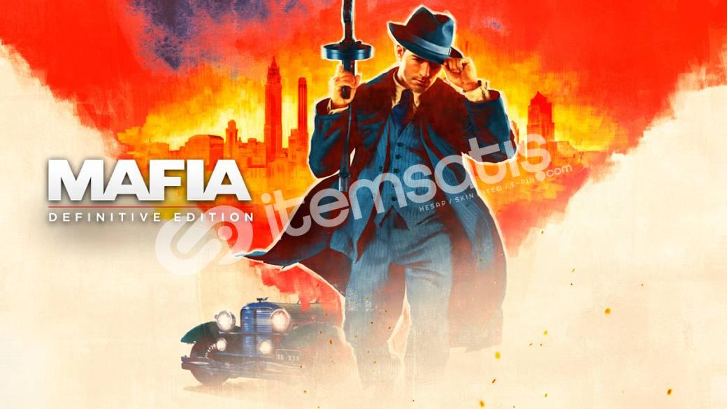 Mafia: Definitive Edition Anlık Teslim 3₺