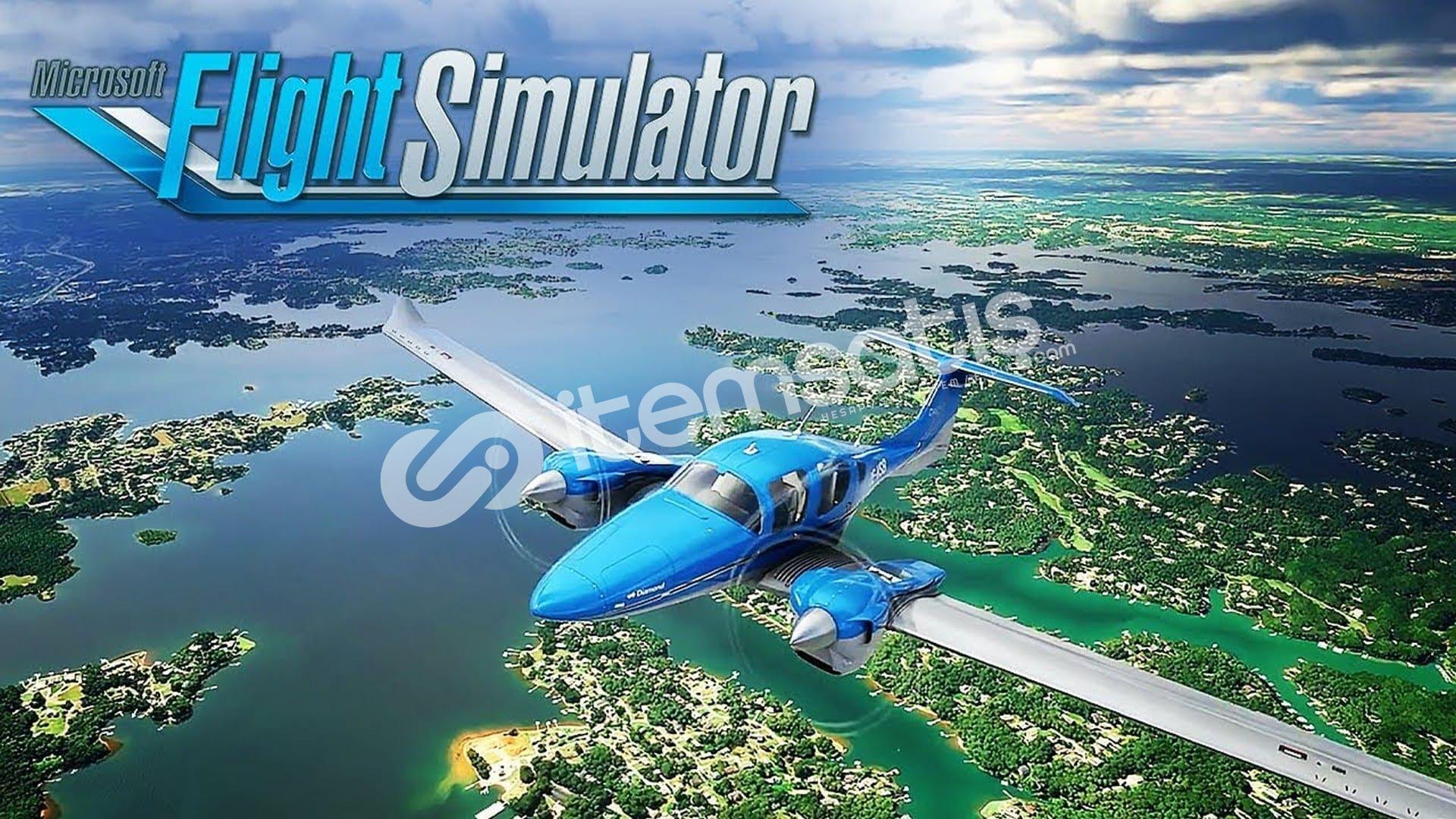 (ONLİNE) Microsoft Flight Simulator: Premium Deluxe (6.99TL)