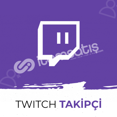 Twitch Takipçi Satışı