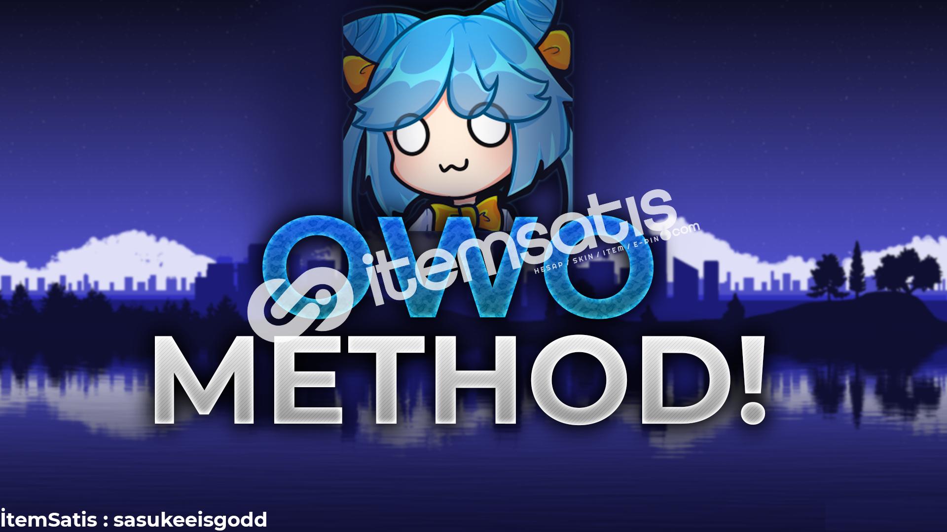 Discord OwO Method