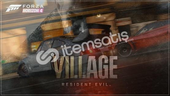 ✅ Resident Evil Village + Forza Horizon 4 ✅