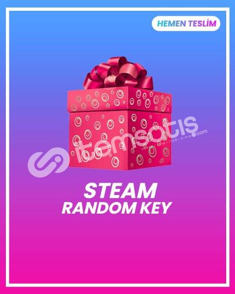 ✅ 2-200 TL / Steam Random Key ✅