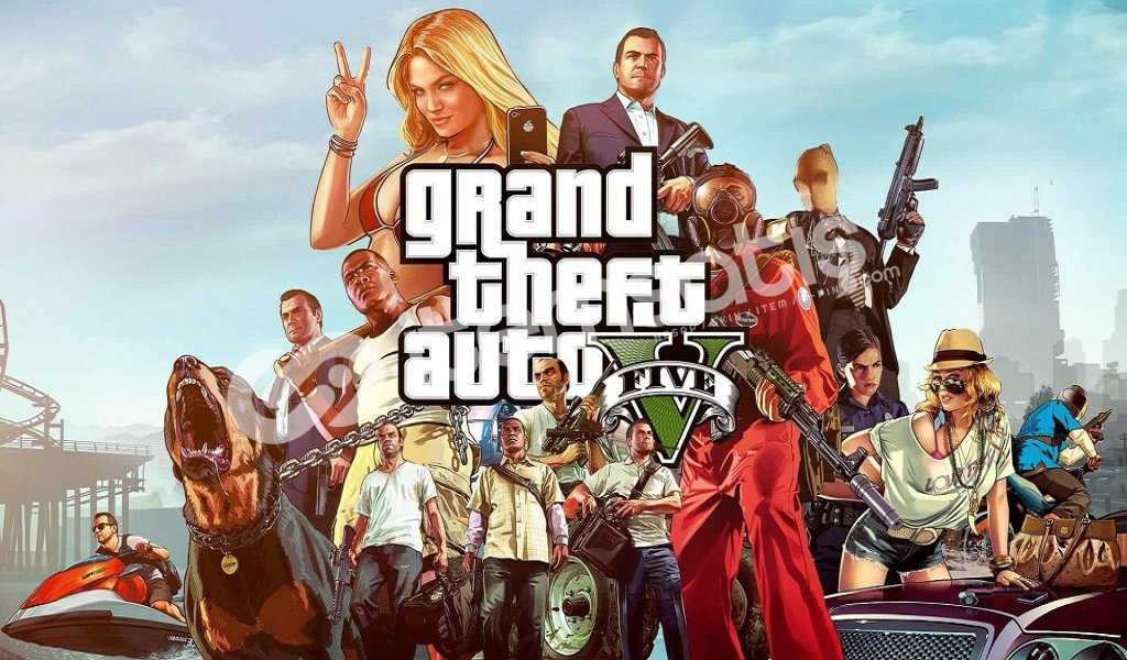 ✅ Grand Theft Auto V ✅