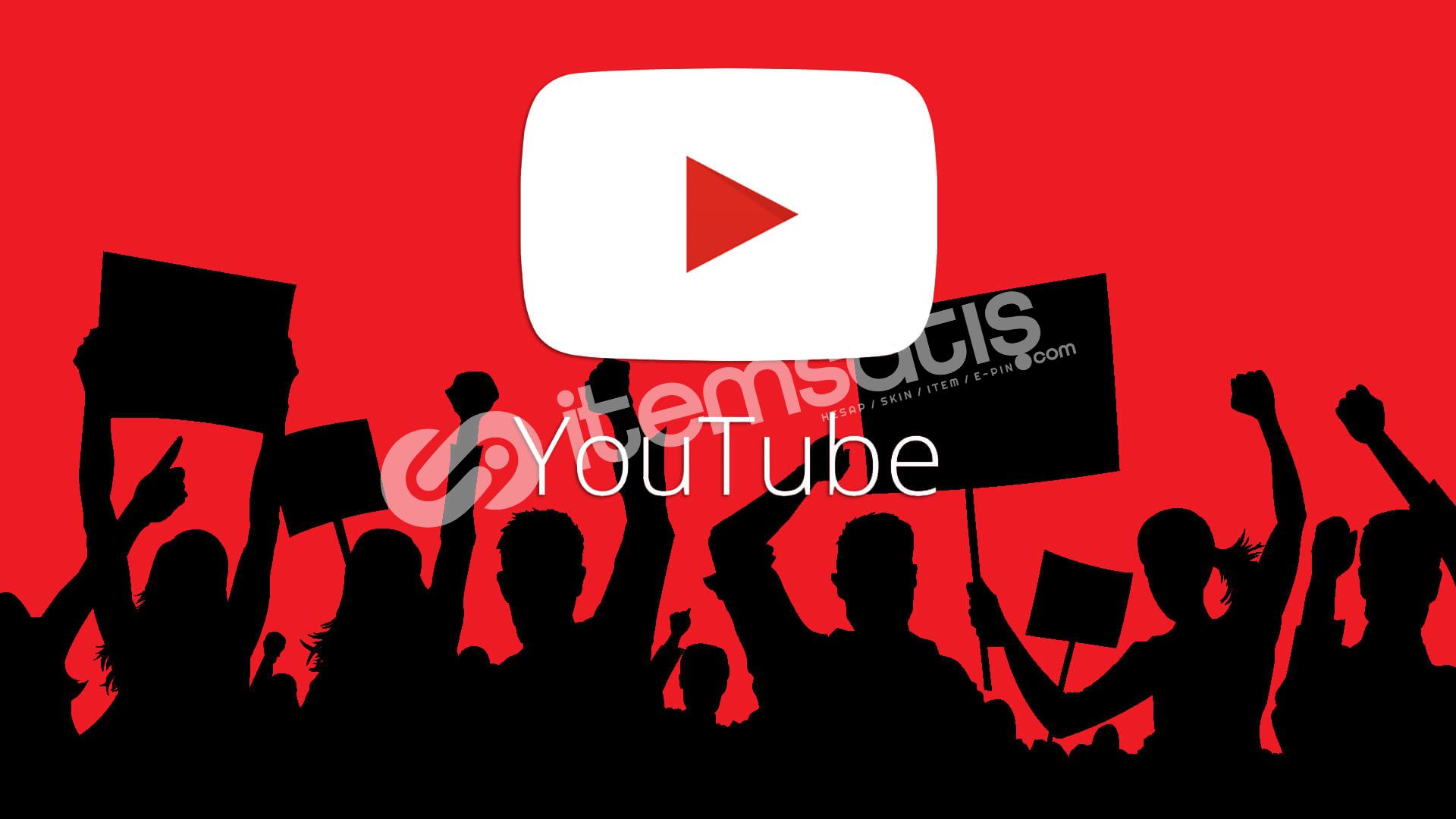Youtube 1000 İzlenme Süresi [ORTA HIZ]
