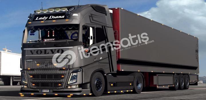 Euro Truck Simulator 2 Hesabı // ETS2