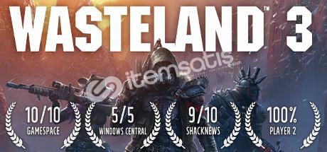 Wasteland 3 Steam