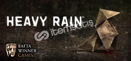 Heavy Rain Steam