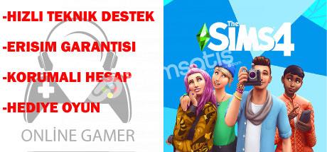 The Sims 4 + Tüm Eklentiler