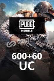 Pubg mobil 600uc