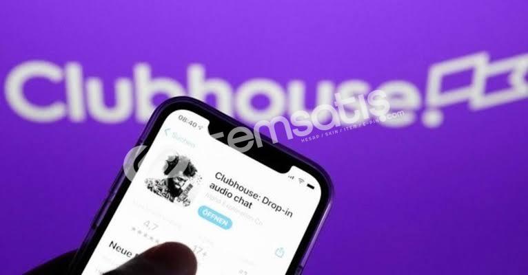 Clubhouse Davetiyesi