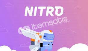 3 Aylık Discord Boostlu Nitro