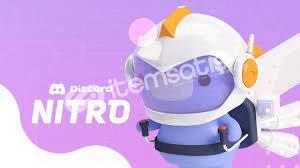 Discord 3 Aylık Nitro 2 Boost Hakkı Sayısız Stok