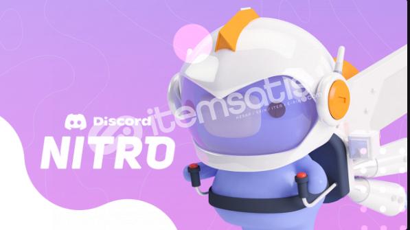Discord 3 Aylık Nitro