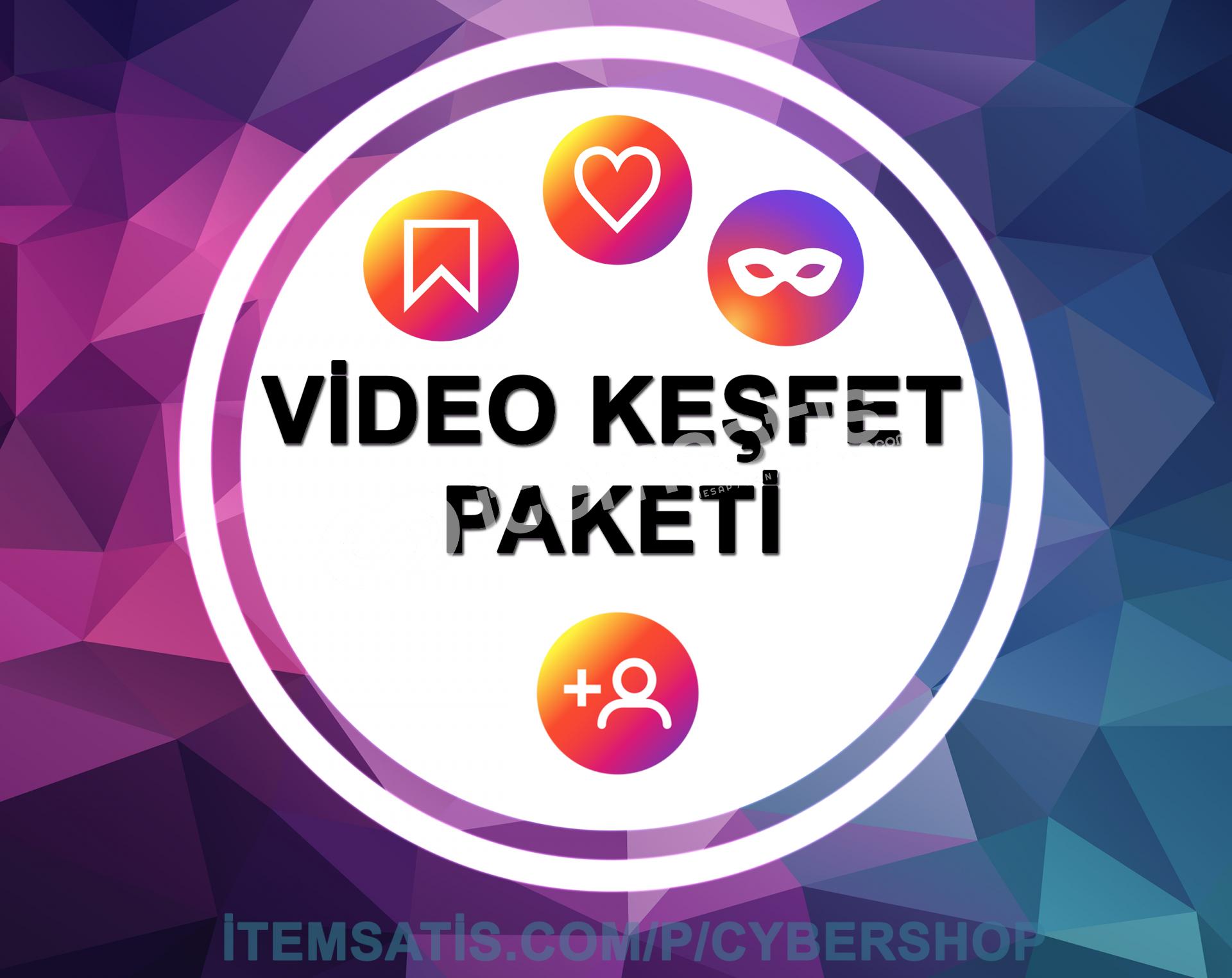 Özel Video Keşfet Paketi (4 Paket Bir Arada !)
