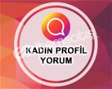 10x Kadın Türk Profilden Özel Yorum (1K Stok)