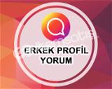 10x Erkek Türk Profilden Özel Yorum (1K Stok)