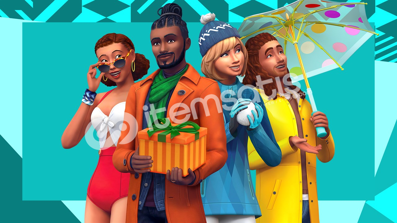 UCUZA THE SIMS 4!