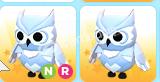 NR Snow Owl + No pot snow owl