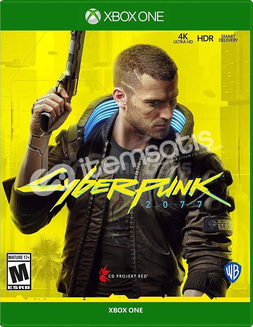 XBOX//Cyberpunk 2077+ Hediye