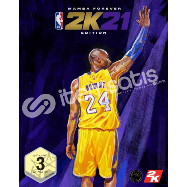 NBA 2K21 + EPOSTA