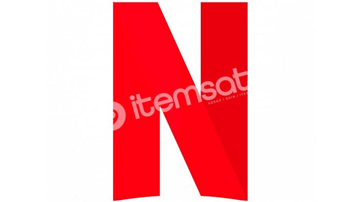 1 AYLIK ULTRA HD NETFLİX