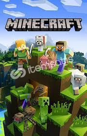 Minecraft Java Edition Hesap 5 TL !!!