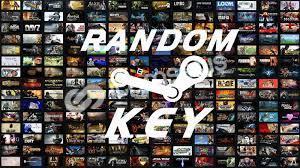 15 Steam Random Key