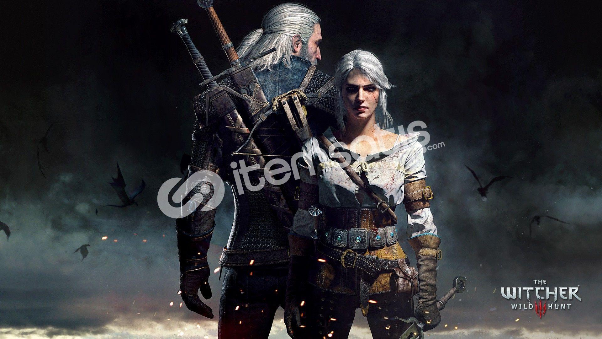 The Witcher 3 Wild Hunt (3.00TL) GEFORCE NOW %100 DESTEKLER