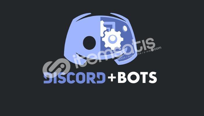 Discord Satılık 3 ID'li Bot (2017 de açıldı)