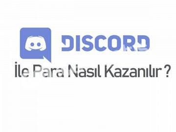 Discord Üzerinden Para Kazanma Taktiği!