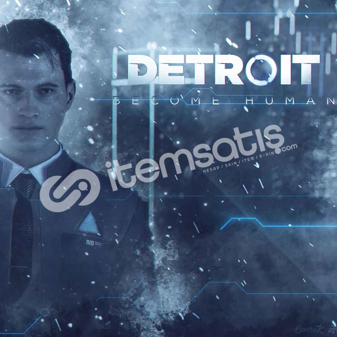 Detroit Become Human (ORJİNAL STEAM)