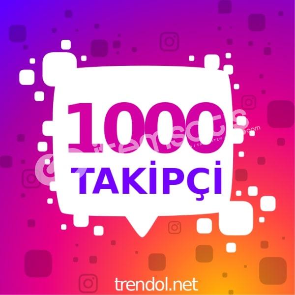 1000 Gerçek Karışık Takipçi Uygun Fiyat Hızlı Teslimat..