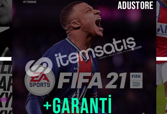FIFA 21 + Garanti