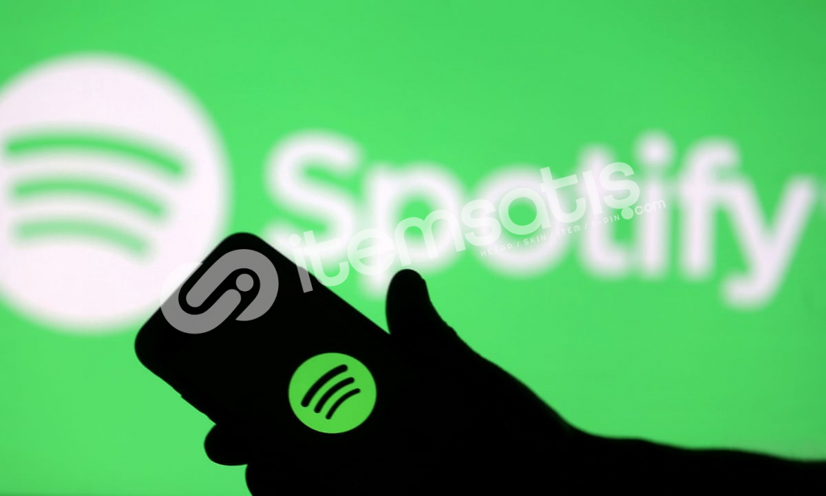 Spotify Premium Random hesap