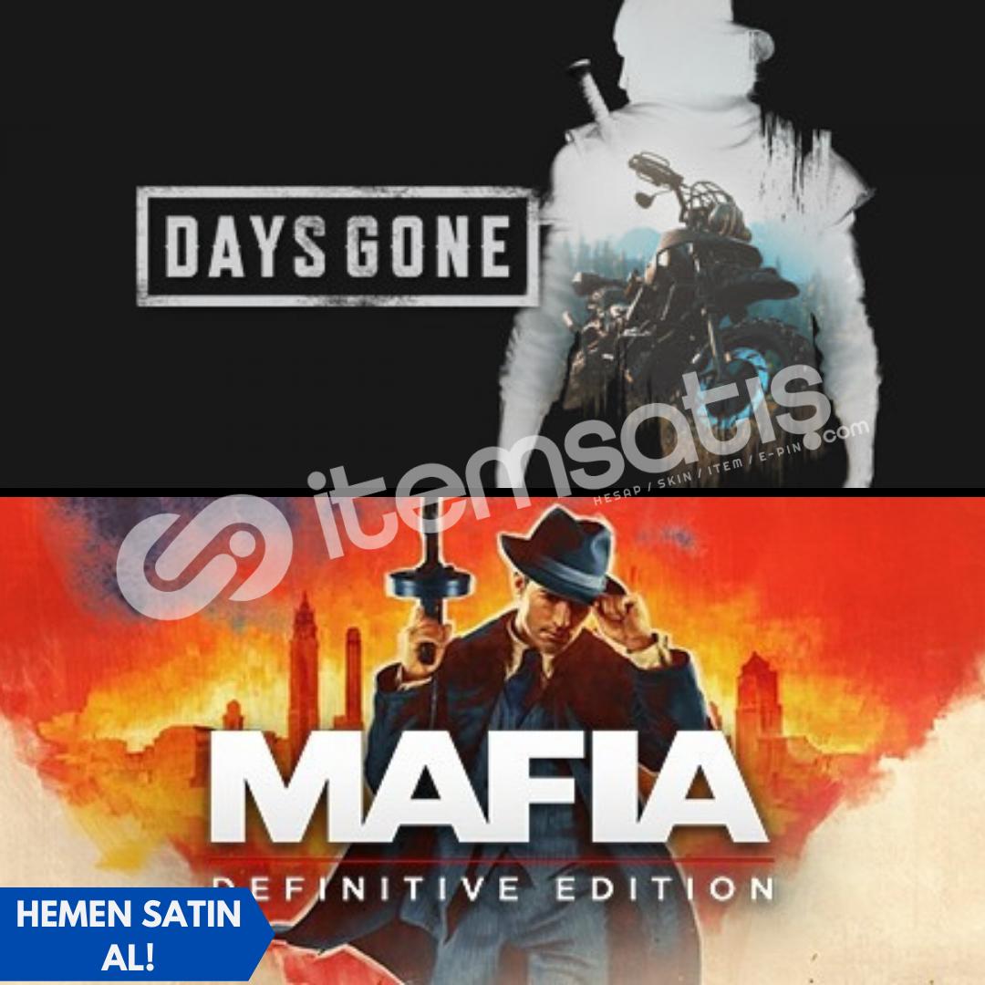 Days Gone + Mafia: Definitive Edition