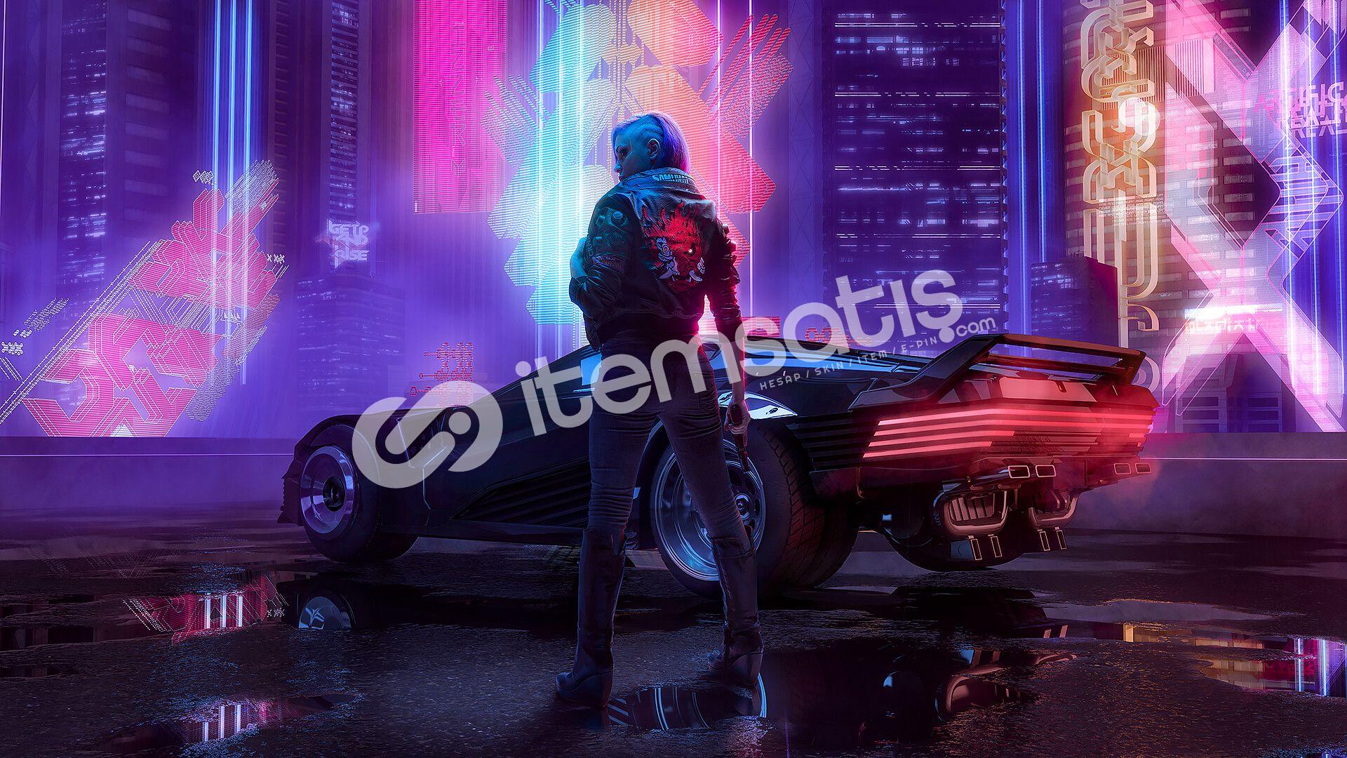Cyberpunk 2077 (3.00TL) GEFORCE NOW DESTEKLER