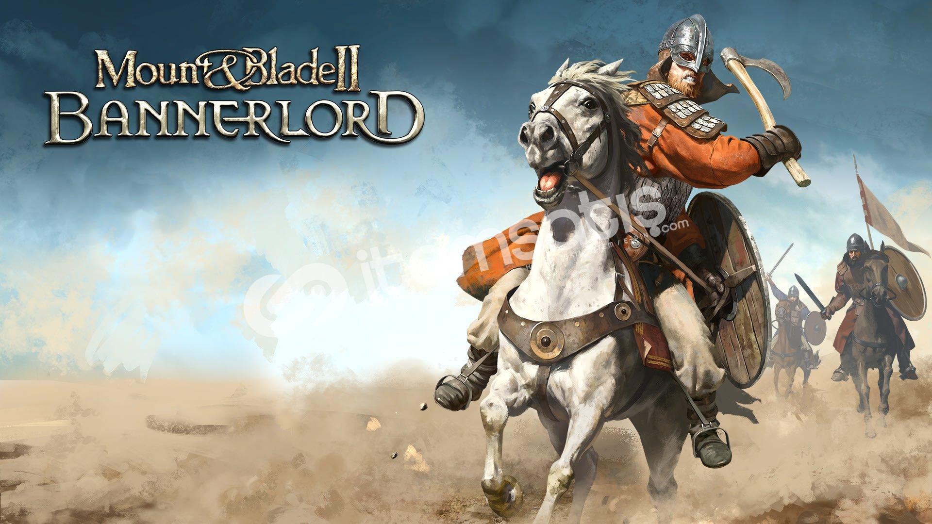 Mount & Blade II: Bannerlord (3.00TL) GEFORCE NOW DESTEKLER