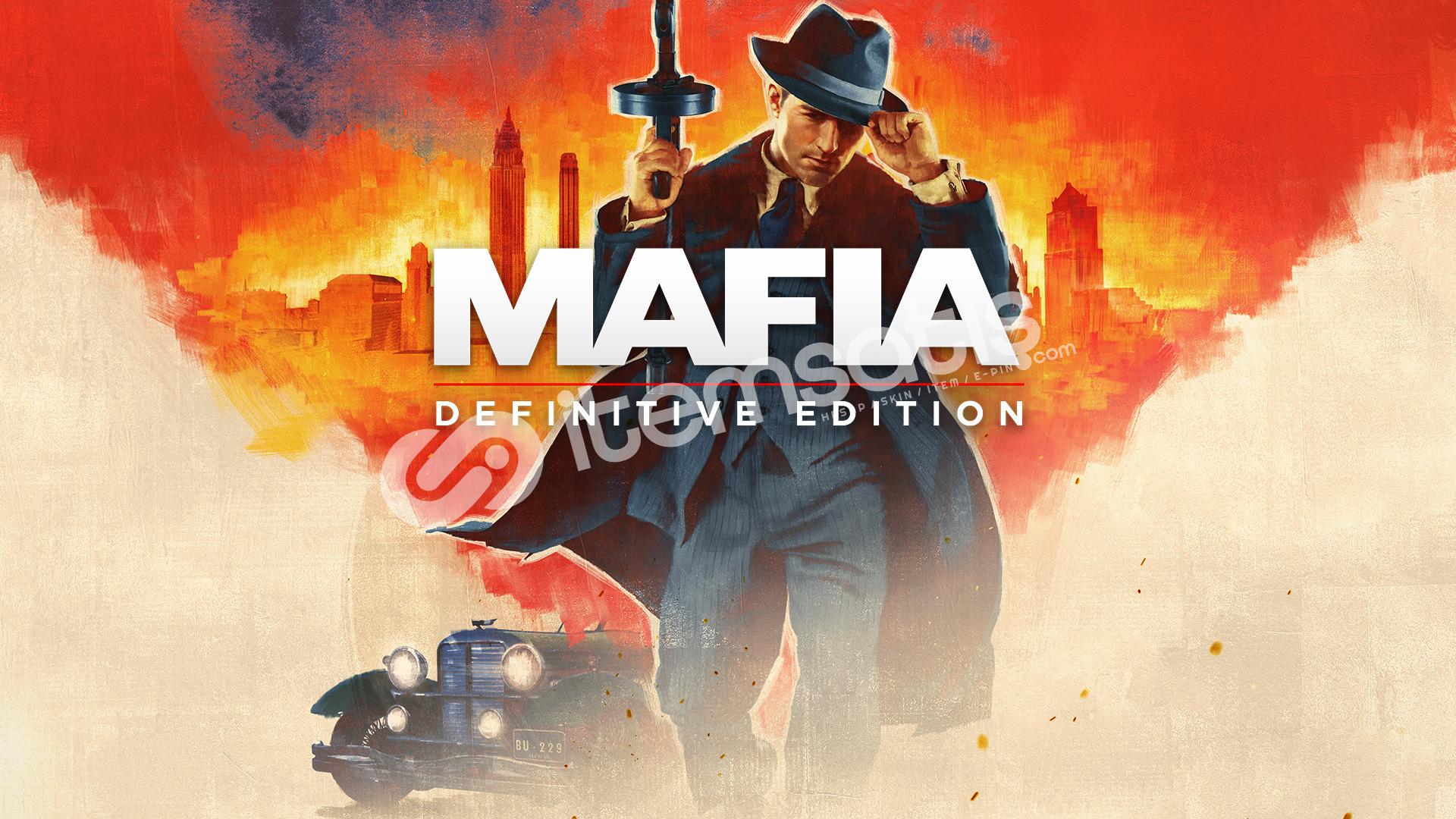 Mafia: Definitive Edition (3.99TL)
