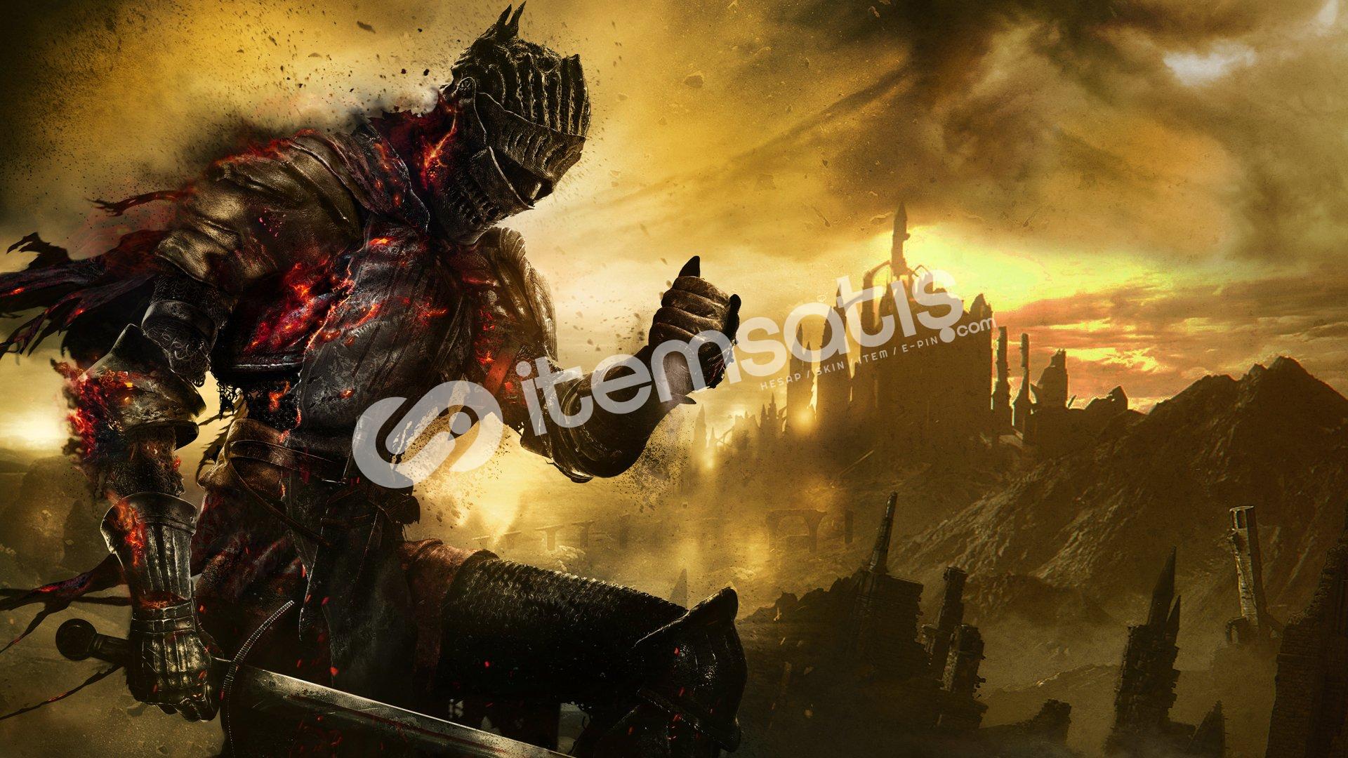 Dark Souls 3+FULL DLC (6.99TL)
